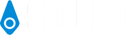 SQUID, DISTRIBUÉ PAR BMED. Logo